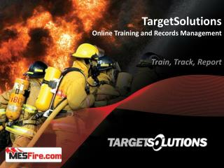TargetSolutions Online Training and Records Management