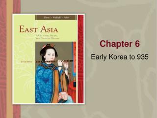 Early Korea to 935