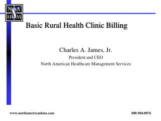 Basic Rural Health Clinic Billing