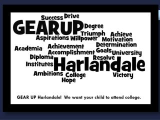What is GEAR UP?