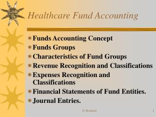 Healthcare Fund Accounting