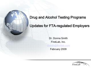 Drug and Alcohol Testing Programs Updates for FTA-regulated Employers