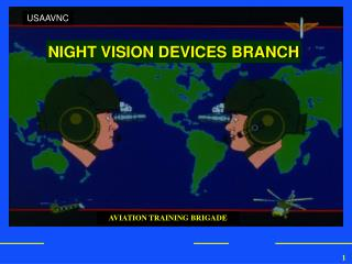 NIGHT VISION DEVICES BRANCH