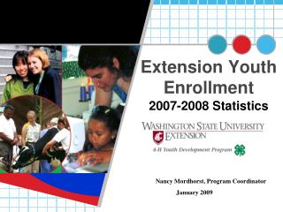 Extension Youth Enrollment