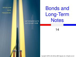 Bonds and Long-Term Notes