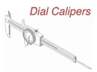 Dial Calipers