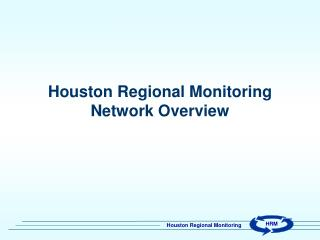 Houston Regional Monitoring Network Overview