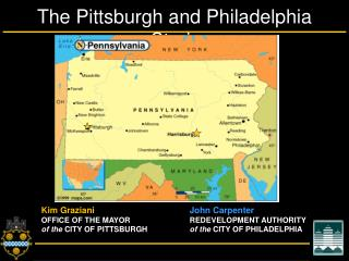 The Pittsburgh and Philadelphia Stories