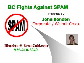 BC Fights Against SPAM