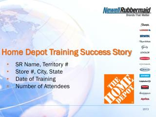 Home Depot Training Success Story