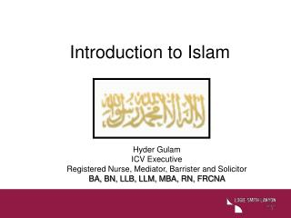 Introduction to Islam