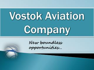 Vostok  Aviation Company