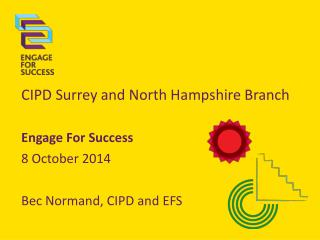 CIPD Surrey and North Hampshire Branch