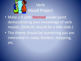 Verb Mood Project