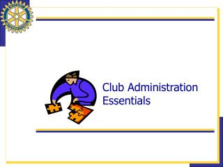 Club Administration Essentials