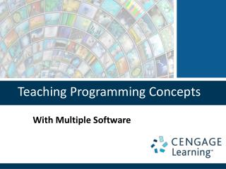 Teaching Programming Concepts