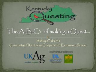 The A-B-C's of making a Quest…