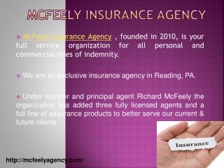Reading PA Insurance Agency