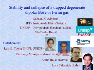 Stability and collapse of a trapped degenerate dipolar Bose or Fermi gas