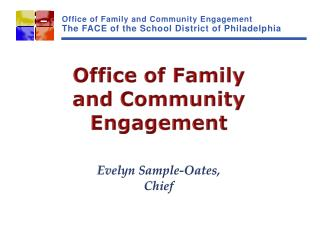 Office of Family  and Community Engagement