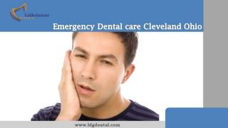 Emergency Dental Care Cleveland Ohio