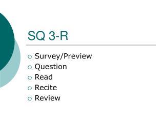 SQ 3-R