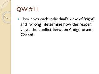 QW #11