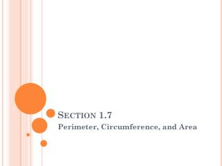 Section  1.7