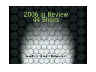 Bh 2006workinReview