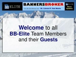 BB-Elite Members Webinar