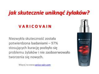 jak skutecznie uniknąć żylaków - Varico Vain