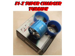 F1-Z Super Charger Turbine