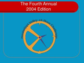 The Fourth Annual 2004 Edition