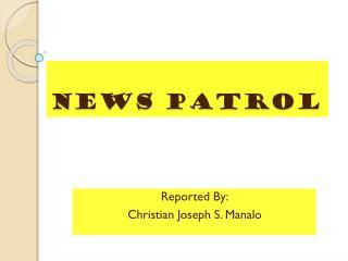 News Patrol