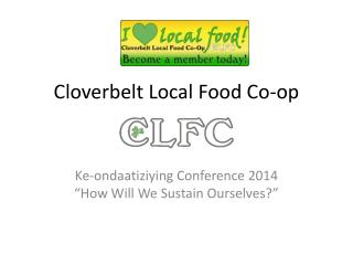 Cloverbelt  Local Food Co-op
