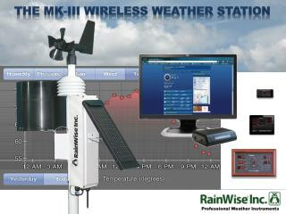 The MK-iii Wireless Weather Station
