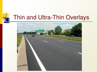 Thin and Ultra-Thin Overlays