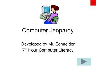 Computer Jeopardy