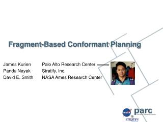 Fragment-Based Conformant Planning