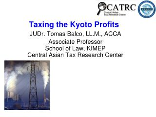 Taxing the Kyoto Profits
