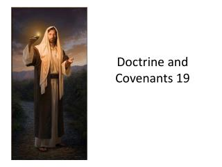 Doctrine and Covenants 19