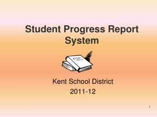 Student Progress Report System