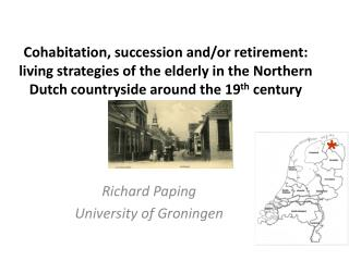 Richard  Paping University of Groningen