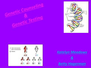 Genetic Counseling  & Genetic Testing