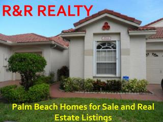 R&R REALTY