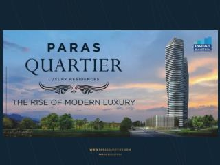 Paras Group Foundation of credibility