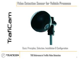 Video Detection Sensor for Vehicle Presence