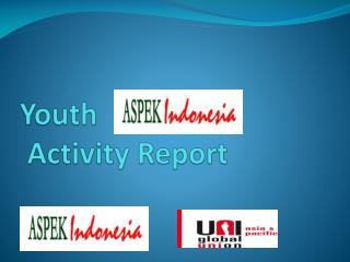 Youth   Activity Report