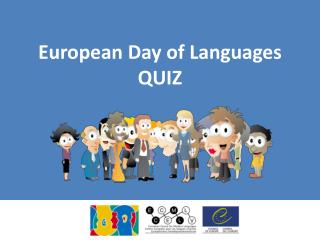 European Day  of Languages QUIZ