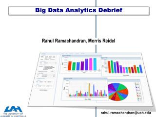 Big Data Analytics Debrief
